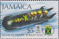 [Jamaican Olympic Bobsled Team, type YQ]