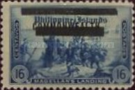 [Philippines Postage Stamps Surcharged, Typ A3]