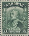 [Sir Charles Vyner Brooke - Sarawak Postage Stamps of 1934 Overprinted, type A4]