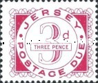 [Postage Due Stamps, Typ A2]