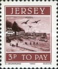 [Postage Due Stamps - Jersey Harbour, Typ Q]