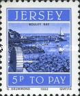 [Postage Due Stamps - Jersey Harbour, Typ S]