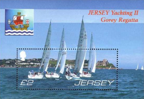 [Yachting - Gorey Regatta, Typ ]