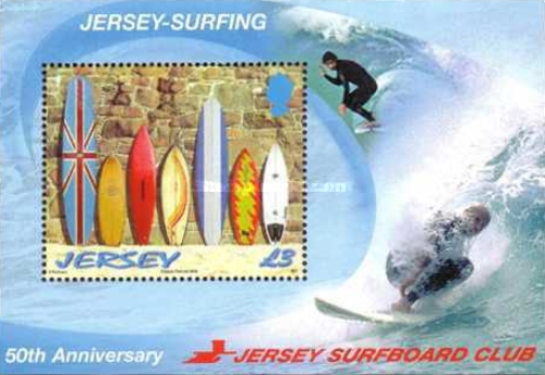 [The 50th Anniversary of the Jersey Surfboard Club, Typ ]
