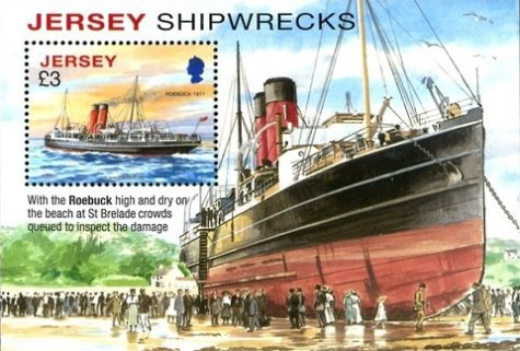 [Ships - Shipwrecks Around Jersey, Typ ]