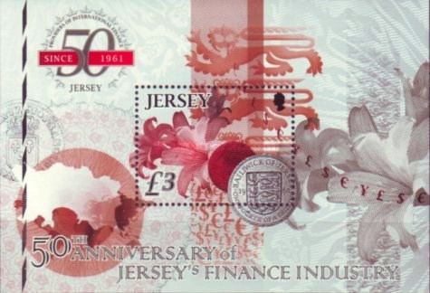 [The 50th Anniversary of Jersey's Finance Industry, type ]