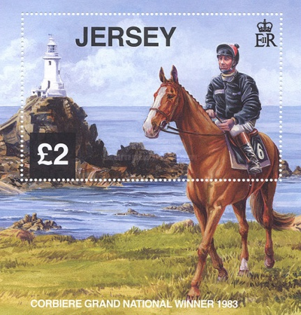 [Horses - Corbiere, Grand National Winner 1983, type ]