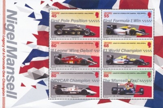 [Nigel Mansell - Legacy of a Formula One Champion, type ]