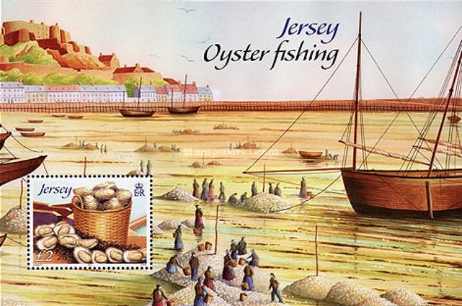 [Jersey Oyster Fishing, type ]