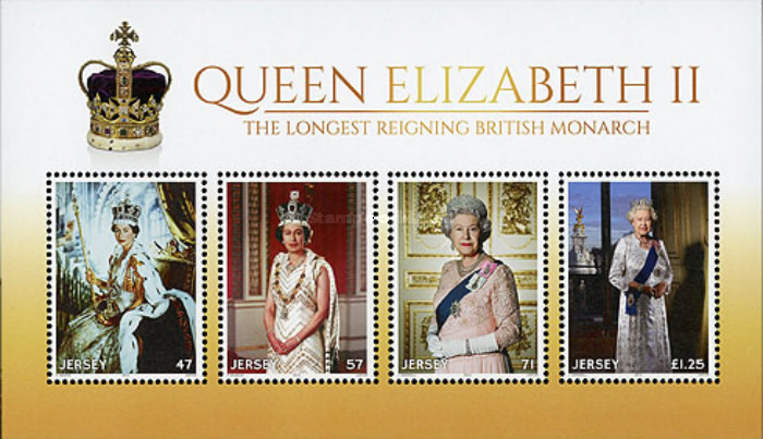 [Queen Elizabeth II - Longest Reigning Monarch in British History, Typ ]