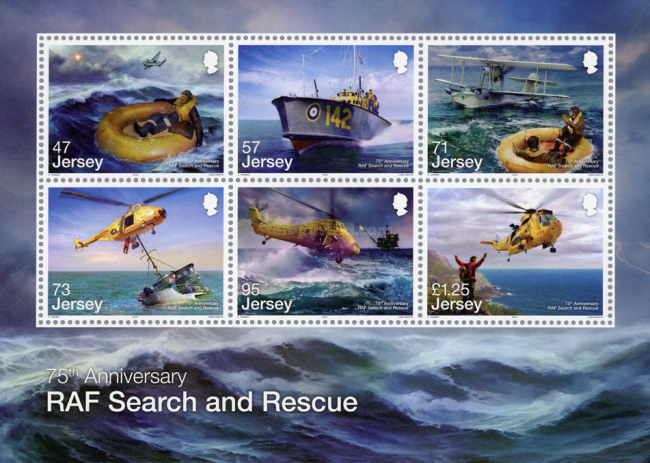 [The 75th Anniversary of the RAF Search & Rescue, Typ ]
