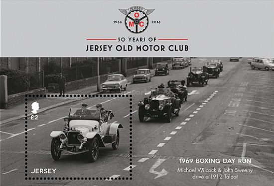 [The 50th Anniversary of the Jersey Old Motor Club, Typ ]