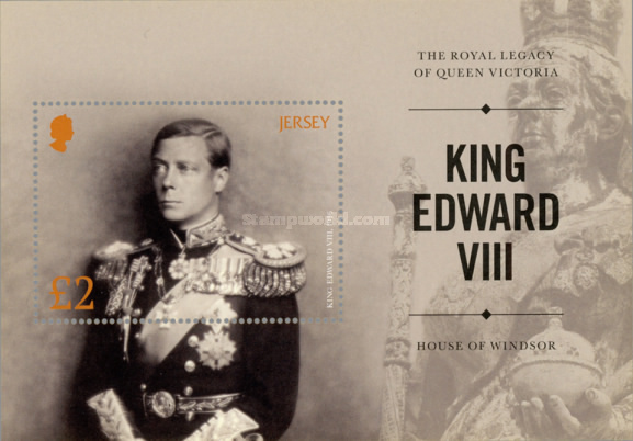 [The Royal legacy of Queen Victoria - King Edward VIII, Typ ]