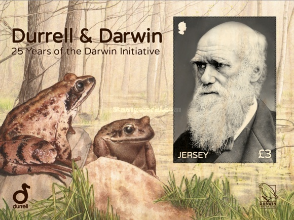 [Flora and Fauna - Durrell and Darwin, Typ ]