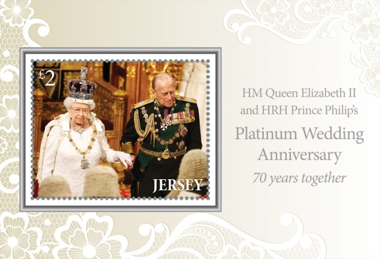 [The 70th Anniversary of the Wedding of Queen Elizabeth II & Prince Philip, Typ ]
