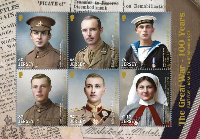 [World War I - Armistice, Typ ]