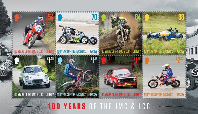[The 100th Anniversary of the Jersey Motorcycle and Light Car Club, Typ ]