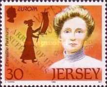 [EUROPA Stamps - Famous Women, type AAA]