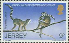 [Jersey Wildlife Preservation Trust, type AB]
