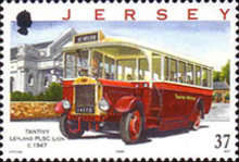 [Jersey Transport - Buses, type ADL]