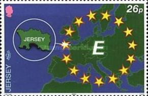 [EUROPA Stamps - Tower of 6 Stars, type AHG]
