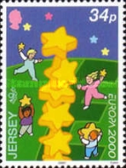 [EUROPA Stamps - Tower of 6 Stars, Typ AHH]