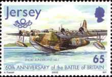 [The 60th Anniversary of the Battle of Britain - Airplanes, Typ AIP]