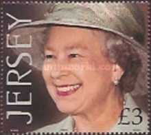 [The 75th Anniversary the Birth of Queen Elizabeth II, 1926, Typ AJM]