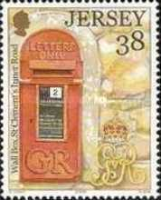 [Postal History - Letter Boxes 1852-2002, Typ AMM]