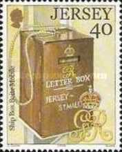 [Postal History - Letter Boxes 1852-2002, Typ AMN]