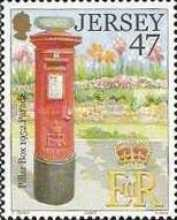 [Postal History - Letter Boxes 1852-2002, Typ AMO]