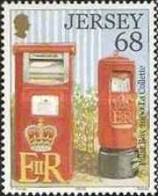 [Postal History - Letter Boxes 1852-2002, Typ AMP]