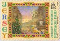 [Christmas - Self-Adhesive Stamps, Typ AQK]