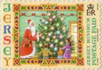 [Christmas - Self-Adhesive Stamps, Typ AQM]