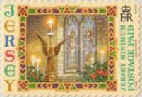 [Christmas - Self-Adhesive Stamps, Typ AQN]