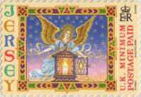 [Christmas - Self-Adhesive Stamps, Typ AQS]