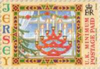 [Christmas - Self-Adhesive Stamps, Typ AQT]