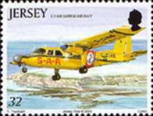[The 25th Anniversary of the Channel Island Aero Services (CIAS), Typ AQU]