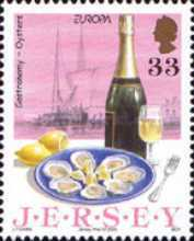 [EUROPA Stamps - Gastronomy - Jersey Dishes, Typ ARB]