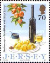 [EUROPA Stamps - Gastronomy - Jersey Dishes, Typ ARD]