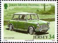 [Jersey Motor Festival - Classic Cars, Typ ARN]