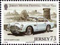 [Jersey Motor Festival - Classic Cars, Typ ARR]