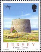[Towers of Jersey, Typ ASD]