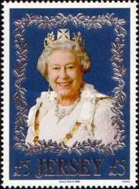 [The 80th Anniversary of the Birth of Queen Elizabeth II, Typ ATF]