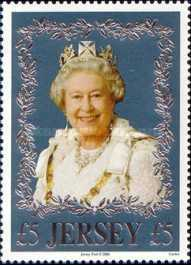 [The 80th Anniversary of the Birth of Queen Elizabeth II, Typ ATF1]