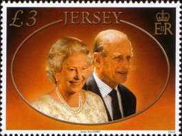 [The 60th Anniversary of Queen Elizabeth II and Prince Philip, Typ AWN]