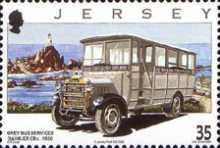 [Jersey Transport -  Buses, Typ AXD]