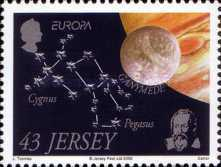 [Astronomy - The 400th Anniversary of the First Observatorium by Galileo Galilei, 1564-1642, Typ AZD]