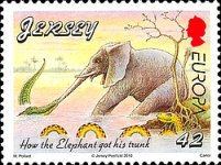 [EUROPA Stamps - Children's Books, Typ BBL]