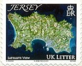 [Maps of Jersey - Self Adhesive, Typ BBS]
